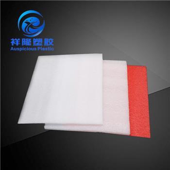珍珠棉板材的生产